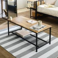 솔로1000테이블 원목 철제테이블 사이드 다용도 수납 테이블 스툴 벤치
