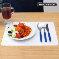 [마호]실리콘 레이스 테이블/식탁매트
