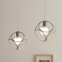 [LED] 로하스2등 펜던트-3color