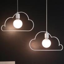 [LED] 구름2등 펜던트 - 2color