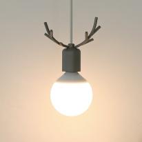 [LED] 디어1등 펜던트-그레이