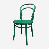 [베네체어] 곡목의자2_GREEN