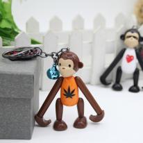 긴팔 원숭이 열쇠고리