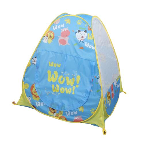 홈앤미 원터치 어린이 텐트(블루)