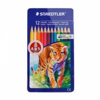 [Staedtle] 스테들러 색연필 12색 케이스