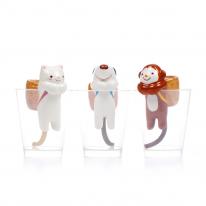 무아스 쉬폰 새싹키우기 - 야생딸기, 바질, 클로버