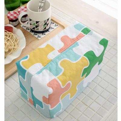 [2HOT] 북유럽 퍼즐 사각 티슈커버