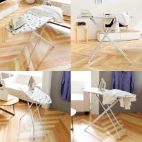 공간활용 스탠드형 접이식 다리미판 시리즈