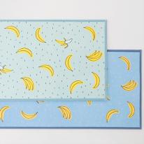 바나나 주방매트[50x110]