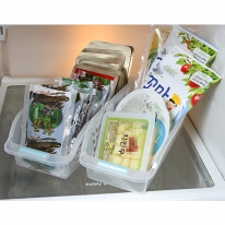 냉장고 정리 바스켓(소) 1P