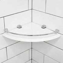 특수코팅 인조대리석 욕실코너선반