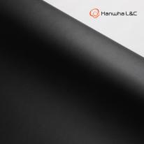 [한화L&C] 보닥 인테리어필름 베이직 럭셔리블랙 122cm x 100cm/싱크대필름시공/싱크대필름/필름시트지