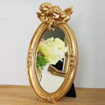(kkjj468)엔젤로즈 거울(골드)