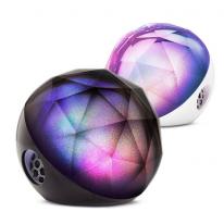 얀터치 다이아몬드+ 스피커 - 배터리가 내장된 휴대용 LED조명 스피커
