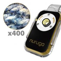 무아스 초소형 디지털 현미경 누루고 - 당신의 스마트폰을 디지털 현미경으로!