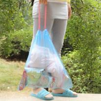 끈달린 비닐봉투