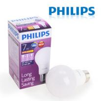 필립스 LED전구 7W (삼파장 18W 대체)