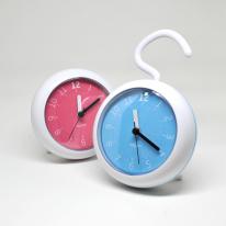 무아스 무소음 욕실 방수시계 - 3Type 거치방식