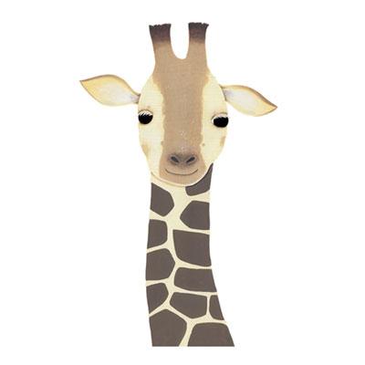 [Millim] Zoo_Print_Giraffe