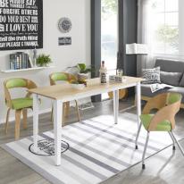 클로이 소나무원목 식탁테이블 1600