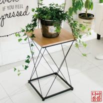 러빙 삼나무원목 테이블