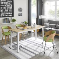 클로이 소나무원목 식탁테이블 1200