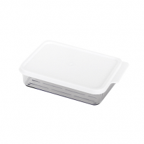 [KM] 시스템 냉장고정리 보관용기 1호 300ml [K001]