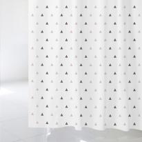 [샤워 커튼]모던 삼각형