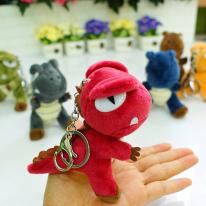 공룡 미니인형 열쇠고리