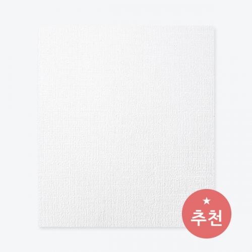 [월플랜]LG54007-1 도톰패브릭 화이트(와이드합지)
