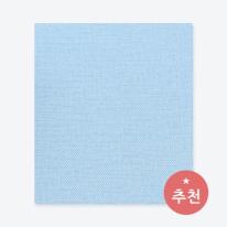 [월플랜]만능풀바른벽지 와이드합지 LG54003-12 소프트팝 블루