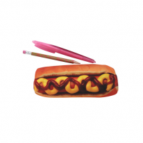 [DCI] yummy pockets hot dog 야미 핫도그 필통