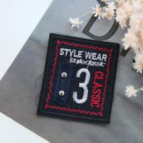 봉제식라벨와펜]Style3 (99934)