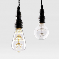 눈꽃에디슨전구컬렉션(3종)램프