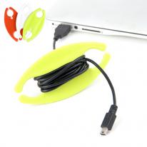[KM] 선정리 USB케이블 충전기 줄감개 M [1359]