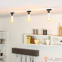 [LED조명] LED 베이크레일 1m3구세트