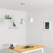 [LED식탁등] LED 글레이셔그레이 1등 P/D