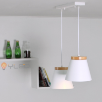[LED식탁등] LED 퓨어 화이트 2등 P/D