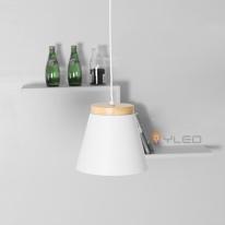 [LED식탁등] LED 퓨어 화이트 1등 P/D