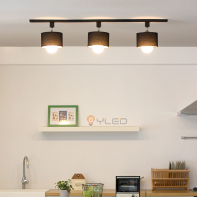 [LED조명] LED 윈드밀레일 1m3구세트