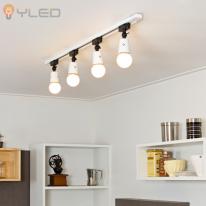 [LED조명] LED 베이크레일 1m4구세트