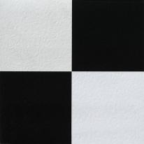 점착식 바닥 데코타일 블랙앤화이트 (F274-5012)