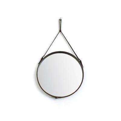 클렙튼 스트랩거울 307-50 초코브라운(후크 사은품증정)