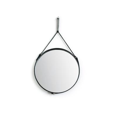 클렙튼 스트랩거울 309-50 블랙(후크 사은품증정)