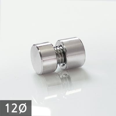 알루미늄 무도금 다보볼트 12Ø 장식볼트 (다리형)