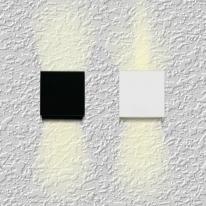LED베이직 벽등 (블랙,화이트) (LED전구포함)