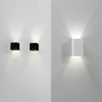 LED웬디스퀘어벽등 (2type,2color)