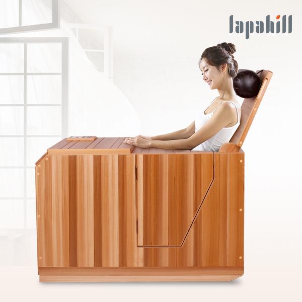 [라파힐]원적외선 세라믹약돌 히터 반신욕기_300