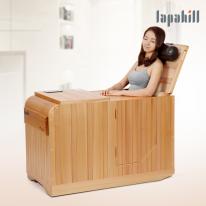 [라파힐]화강석 원적외선 히터 반신욕기 400