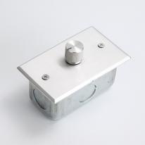 [한정특가] 박스형 빈티지 알루미늄 스위치 (디머형)